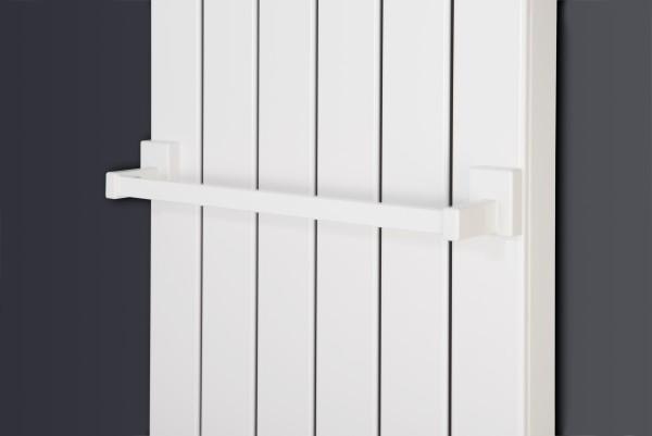 Corpotherma Magnetischer Handtuchhalter, 500 mm, weiss