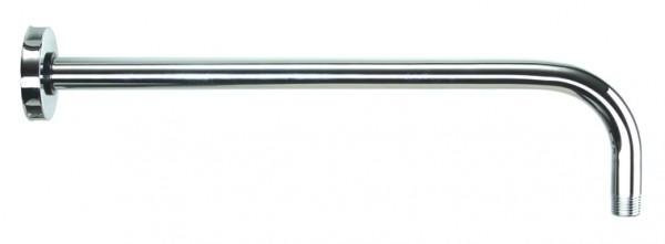Bravat Wand-Brausearm, 40 cm, gebogen