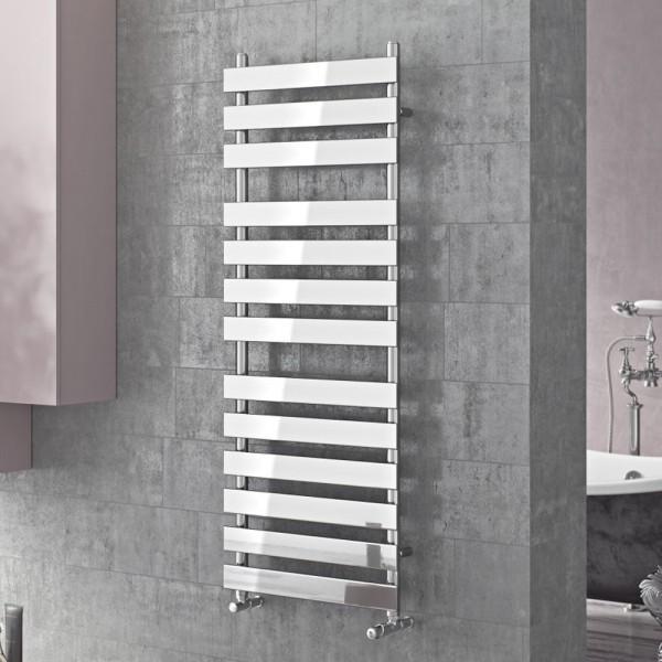 Corpotherma Badheizkörper Scala Chrom, 950 x 500 mm, 339 W, chrom