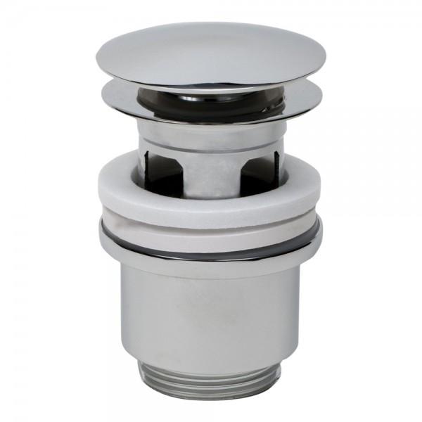 VARIOSAN Universal Ablaufgarnitur POP UP Ventil für Waschtisch / Waschbecken