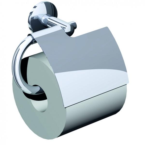 Bravat Miami WC-Papierhalter mit Deckel