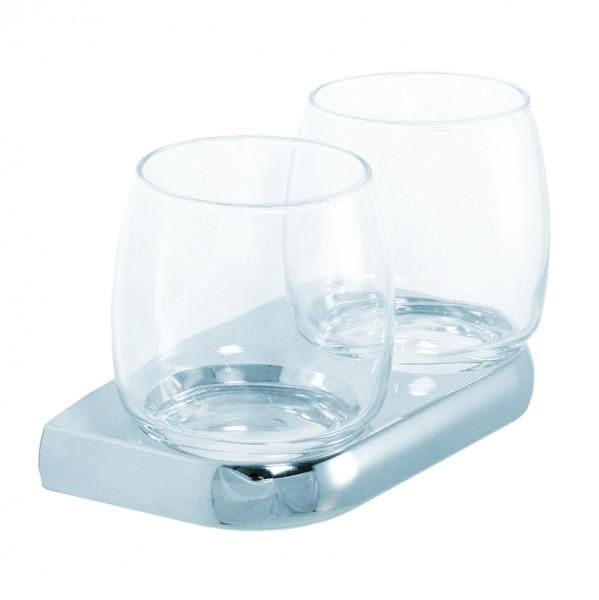 Bravat Metasoft Doppelter Glashalter