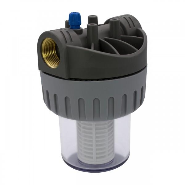 """VARIOSAN Vorfilter für Pumpen 12562, 1"""" IG, 8 bar Betriebsdruck, 6000 l/h Durchflussmenge, 0,06 mm Maschenweite"""
