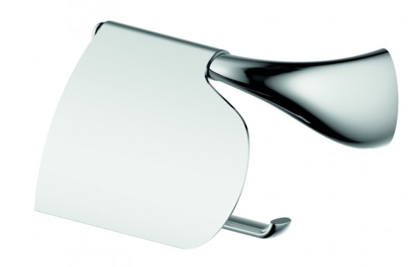 Bravat Monaco WC-Papierhalter mit Deckel