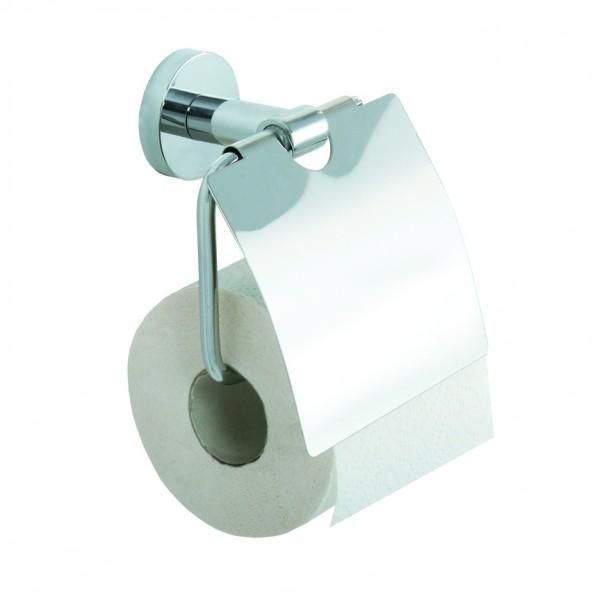 Bravat Varuna WC-Papierhalter mit Deckel