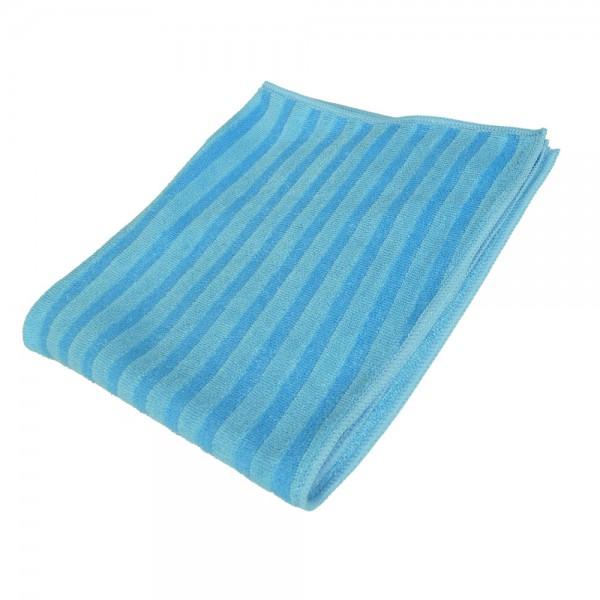VARIOSAN Microfasertuch Intensivtuch 10599, blau, 40x40 cm