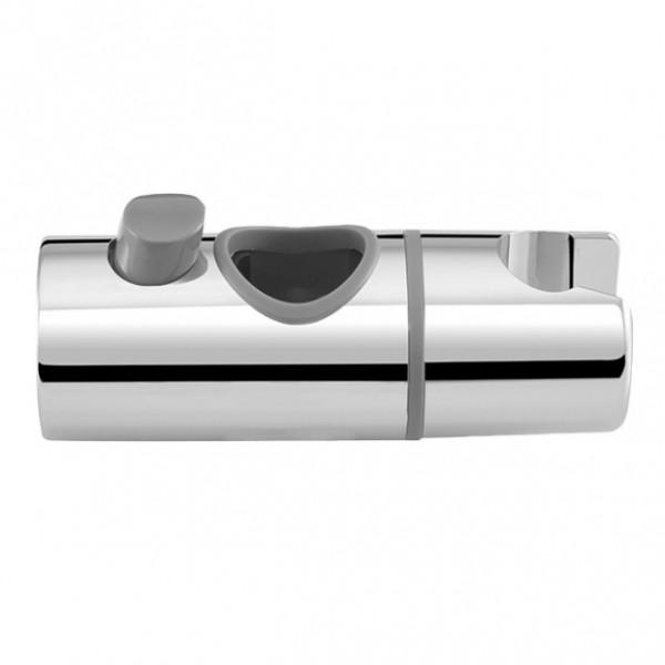 VARIOSAN Universal Gleiter für Brausestangen 11855, für 25 mm Durchmesser, chrom
