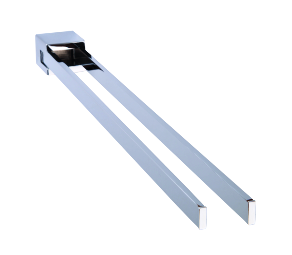 bravat new york handtuchhalter 2 armig 854010 online kaufen haustechnik. Black Bedroom Furniture Sets. Home Design Ideas
