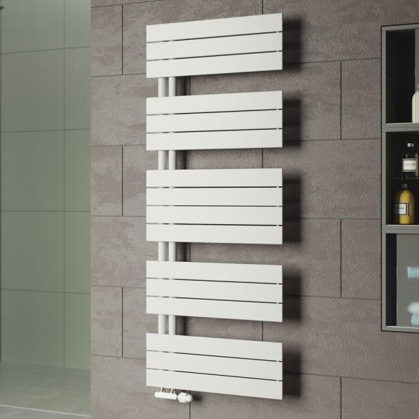 Corpotherma Badheizkörper Panio Up, 1495 x 600 mm, 872 W, weiß