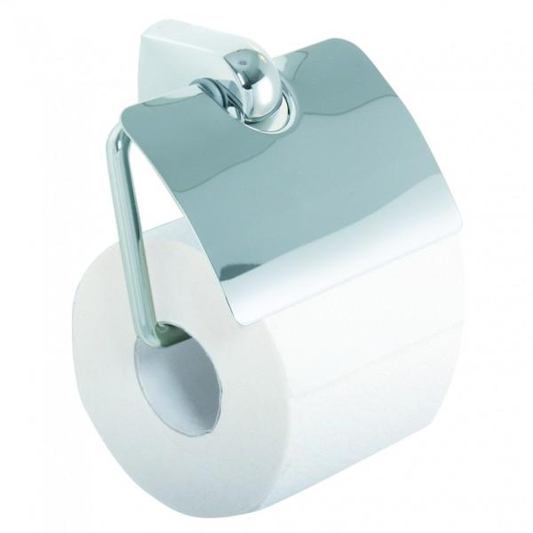 Bravat Metasoft WC-Papierhalter mit Deckel