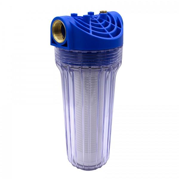 """VARIOSAN Vorfilter für Hauswasserwerke 11725, 1"""" IG, 8 bar Betriebsdruck, 6.000 l/h Durchflussmenge, 0,15 mm Maschenweite"""