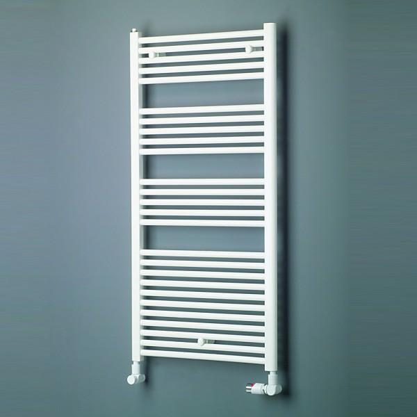 Corpotherma Badheizkörper Classic, 1209 x 700 mm, 828 W, weiß